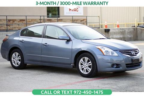 2011 Nissan Altima for sale in Denton, TX