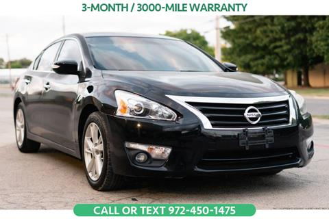 2013 Nissan Altima for sale in Denton, TX