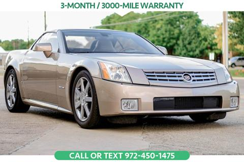 2008 Cadillac XLR for sale in Denton, TX
