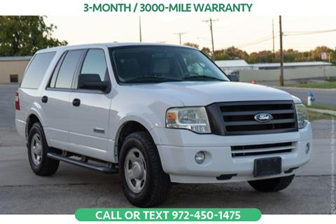 2008 Ford Expedition for sale in Denton, TX