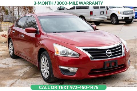 2015 Nissan Altima for sale in Denton, TX