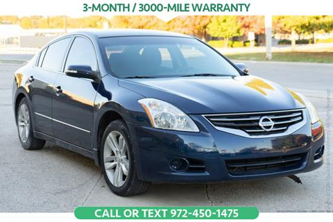 2012 Nissan Altima for sale in Denton, TX