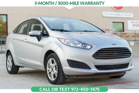 2016 Ford Fiesta for sale in Denton, TX