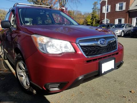 2014 Subaru Forester for sale in Concord, MA