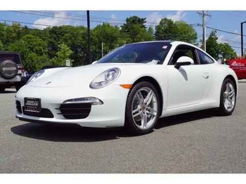 2016 Porsche 911 for sale in Edison, NJ