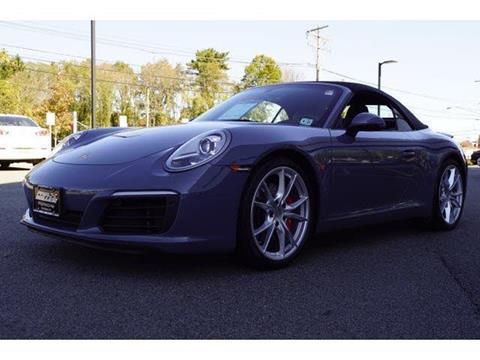 2017 Porsche 911 for sale in Edison, NJ