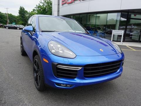 2017 Porsche Cayenne for sale in Edison, NJ