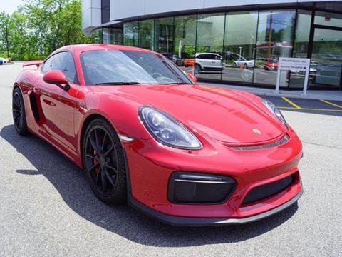 2016 Porsche Cayman for sale in Edison, NJ
