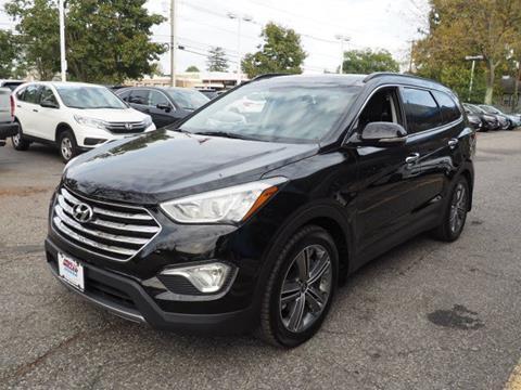 2014 Hyundai Santa Fe for sale in Edison, NJ