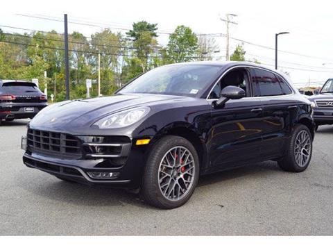 2015 Porsche Macan for sale in Edison, NJ