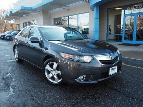 2012 Acura TSX for sale in Edison, NJ