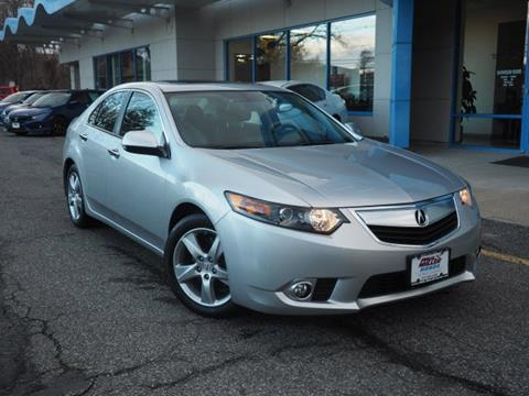 2014 Acura TSX for sale in Edison, NJ