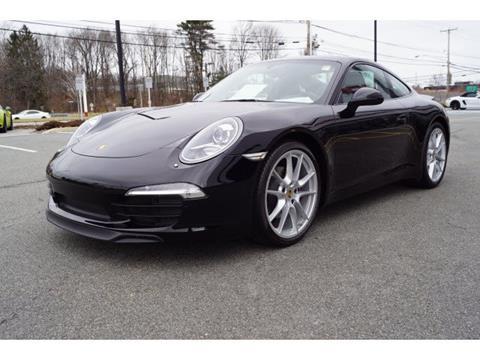 2014 Porsche 911 for sale in Edison, NJ
