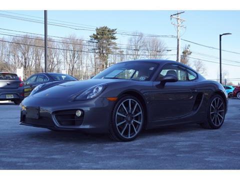 2014 Porsche Cayman for sale in Edison, NJ