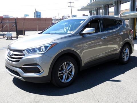 2017 Hyundai Santa Fe Sport for sale in Edison, NJ
