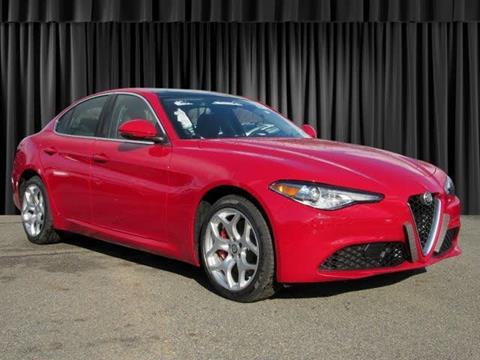 2019 Alfa Romeo Giulia for sale in Edison, NJ