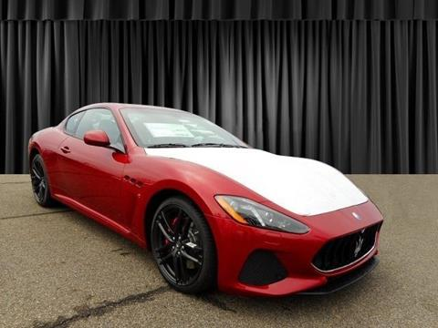 2018 Maserati GranTurismo for sale in Edison, NJ