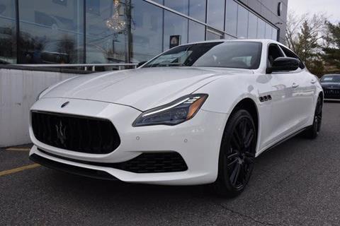 2019 Maserati Quattroporte for sale in Edison, NJ