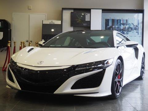2019 Acura NSX for sale in Edison, NJ