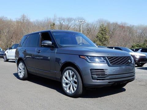 2019 Land Rover Range Rover for sale in Edison, NJ