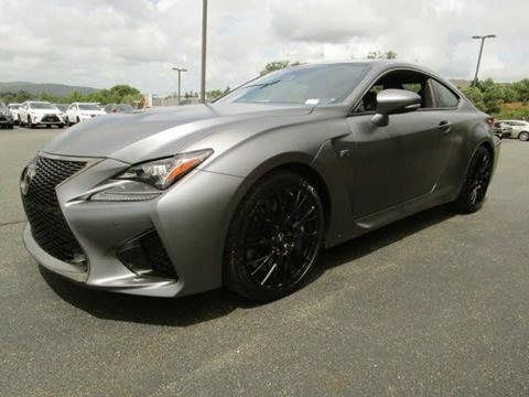 2019 Lexus RC F for sale in Edison, NJ
