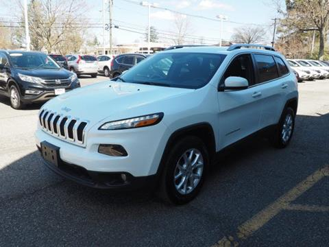 2017 Jeep Cherokee for sale in Edison, NJ