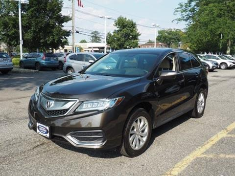 2016 Acura RDX for sale in Edison, NJ