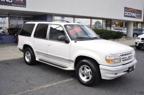 1998 Ford Explorer for sale in Edison, NJ
