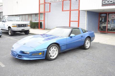 1991 Chevrolet Corvette for sale at Allied Automotive in Edison NJ