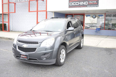 2011 Chevrolet Equinox LT for sale at Allied Automotive in Edison NJ