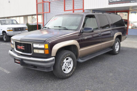 1997 GMC Suburban K1500 for sale at Allied Automotive in Edison NJ