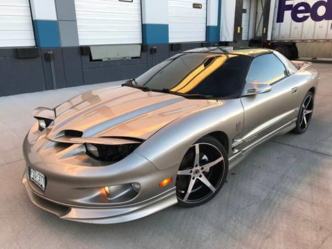 2002 Pontiac Firebird for sale in Denver, CO