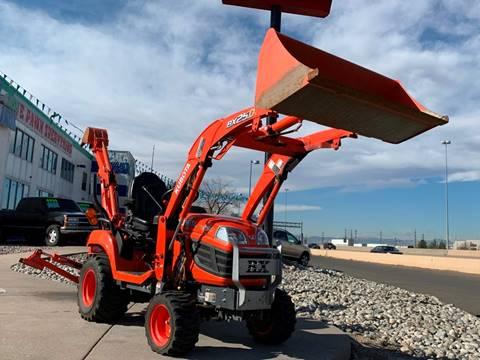 2015 Kubota bx25dlb for sale in Denver, CO