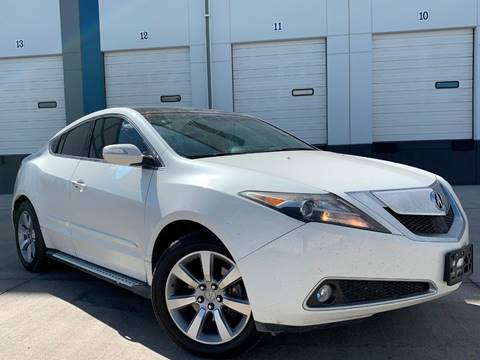 Acura Zdx For Sale >> 2010 Acura Zdx For Sale In Denver Co