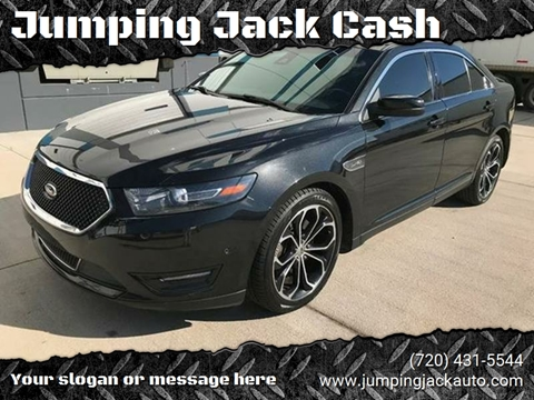 2014 Ford Taurus for sale in Denver, CO