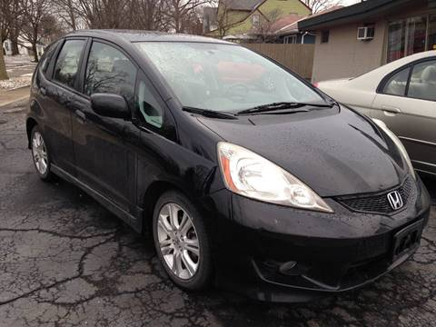 2010 Honda Fit for sale in Columbus, OH