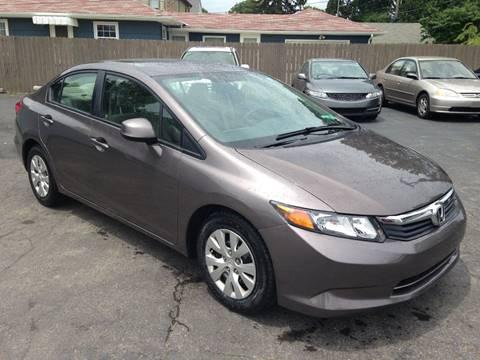 2012 Honda Civic for sale in Columbus, OH