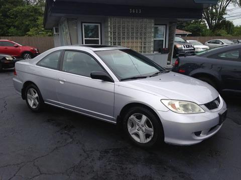 2005 Honda Civic for sale in Columbus, OH