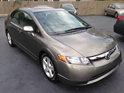 2008 Honda Civic for sale in Columbus, OH