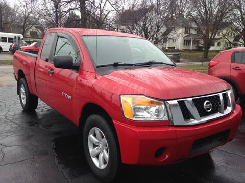 2011 Nissan Titan SV for sale at Clintonville Motors in Columbus OH