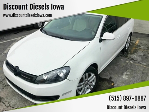 2010 Volkswagen Jetta for sale in Des Moines, IA