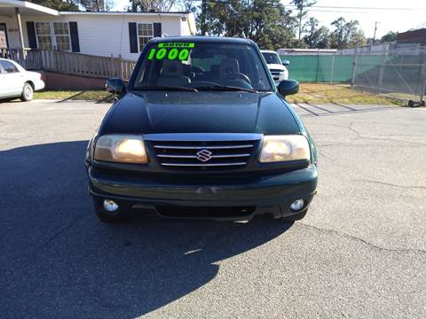 2003 Suzuki XL7 for sale in Garden City, GA