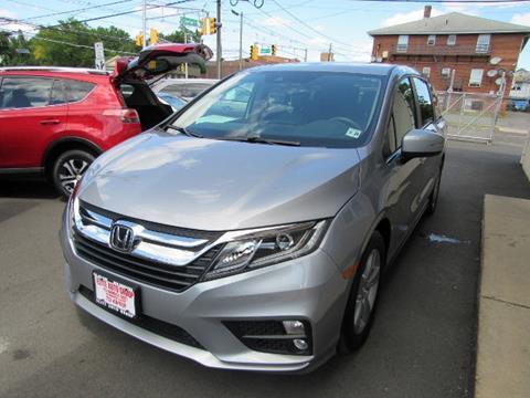 2019 Honda Odyssey for sale in New Brunswick, NJ
