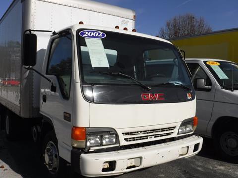 2002 GMC W4500 for sale in Valdosta, GA