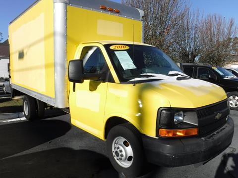 2010 Chevrolet Express Cutaway for sale in Valdosta, GA