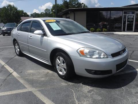 2011 Chevrolet Impala for sale in Valdosta, GA