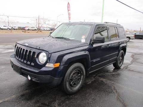 2015 Jeep Patriot for sale in Las Vegas, NV