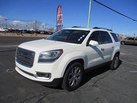 2013 GMC Acadia for sale in Las Vegas, NV