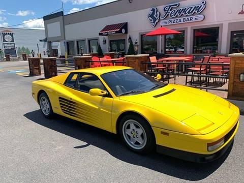 1990 Ferrari Testarossa for sale in Rochester, NY