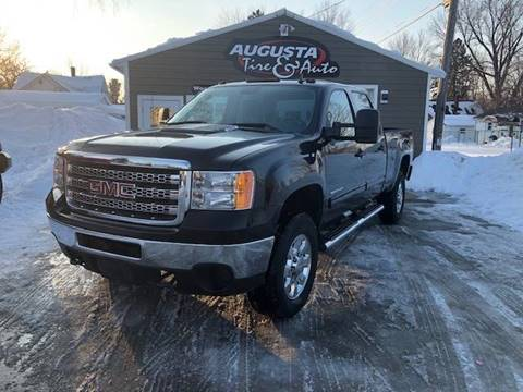 2012 GMC Sierra 3500HD for sale in Augusta, WI